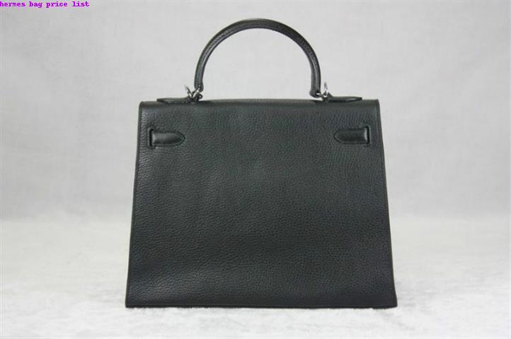 2014 TOP 5 Hermes Bag Price List 0ba3a6108fd93